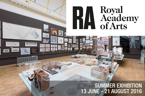 EXHIBITION: Grafton Architectsu0027 Drawings On Display At The 2016 Royal  Academy Of Art Summer Exhibition 31.05.2016