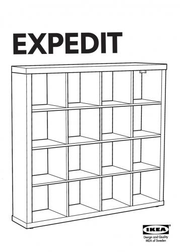 Ikea expedit bookshelf germany for Ikea expedit 2 x 1