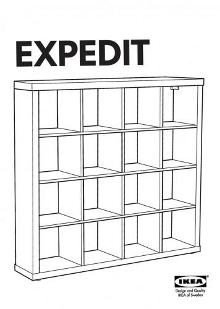 ikea expedit bookshelf germany. Black Bedroom Furniture Sets. Home Design Ideas